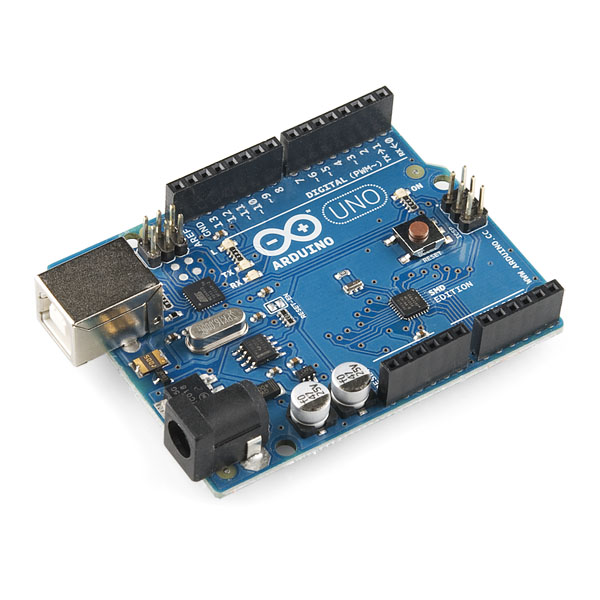 Arduino Class @ Pumping Station:One