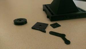 PINH5AD and shutter parts