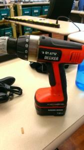 B&D drill