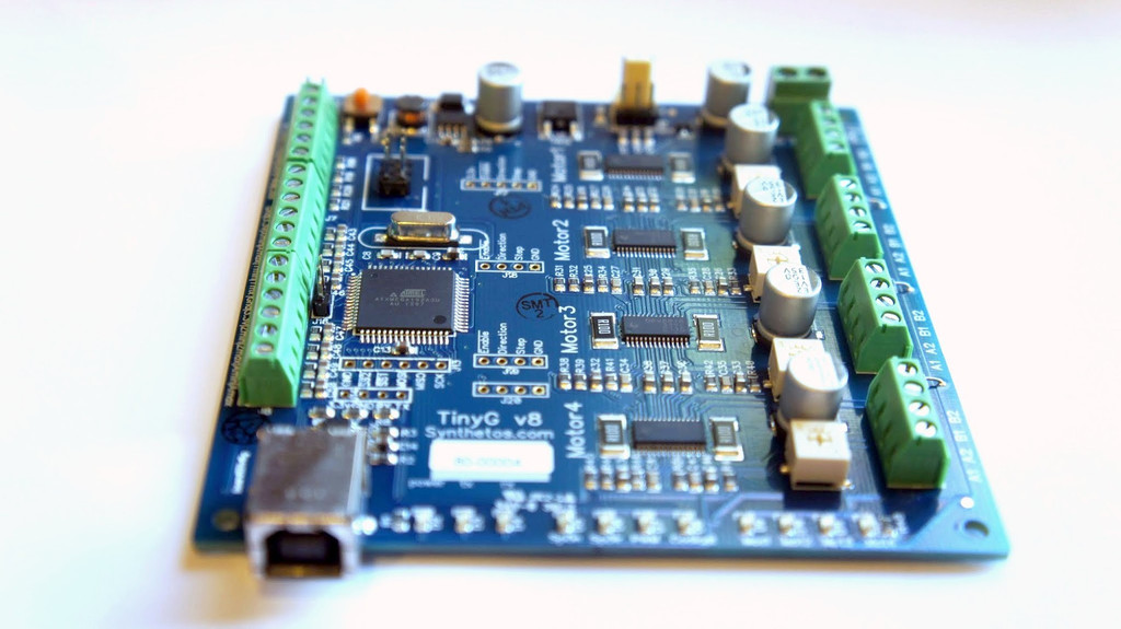 CNC Build Club: 32-Bit Controllers for CNC | Pumping Station