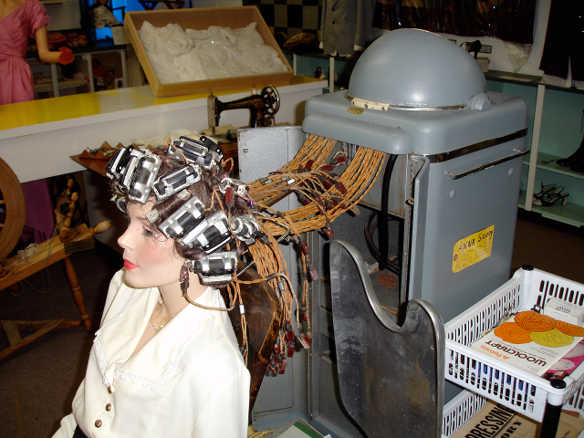 Electric_hair_curler / Brain-Machine Interface