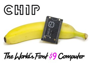 CHIP-computer