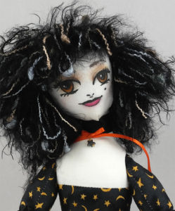 Art Doll Face Shellie Lewis 2016